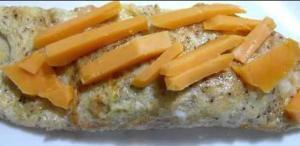 Sardine Omelet