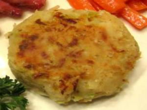 Colcannon Cakes (An Irish Favorite)