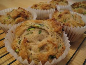 Best Yet Zucchini Muffins