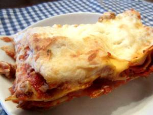 Lasagne My Way