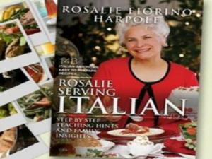 Rosalie Serving Italian