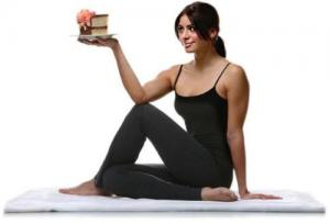 yoga & food