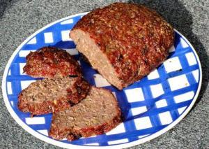 Lamb Meat Loaf