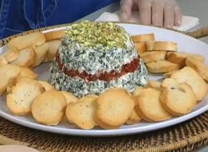 Greek Cheese Torta