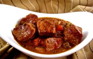 Old Fashioned Kidney Stew