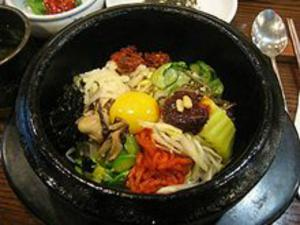 Bibimbap - Traditional Korean Dish