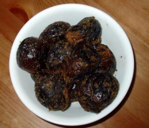 My Favorite Curry Powder Stuffed Brinjal