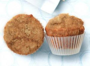 Peanut Butter Wheat Muffins