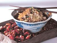 DanDan Noodles Hong Kong Style (Noodles in Spicy Sichuan Peanut Sauce)
