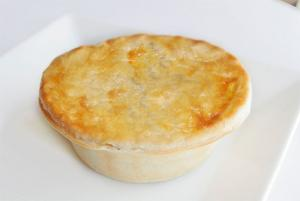 Lamb Pie with Dill