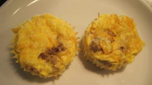 Mini Breakfast Frittatas