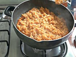 Spicy Mexican Style Red Rice