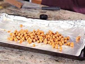 Roasted Garbanzo Beans, Sweet & Spicy Recipe - Gluten Free Snacks