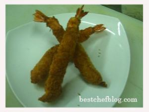 Japanese Breaded Shrimp