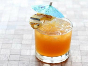 Rum Runners Winter Cocktail