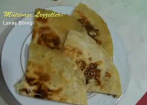 Turkish Lavas Boregi