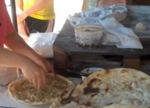 Old Fashioned Tannour Bread