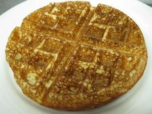 Millet Waffles