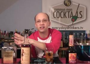 Badass Magnificent Bastard Cocktail