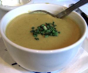 Chicken Velvet Soup