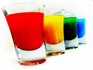 Rainbow Shots