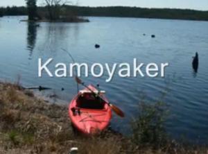 Yaking And Fishing Ideas