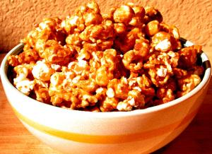 Caramel Corn Part Two