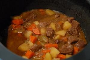 Easy Oven Stew