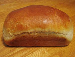 Milk Sandwich Loaf