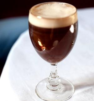Irish Coffee Traditional Style