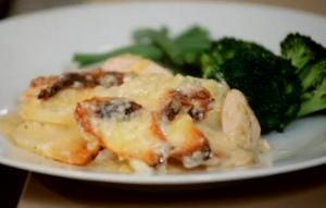 Winter Warmers | Chicken, Bacon & Potato Pie | Schwartz Cooking Club