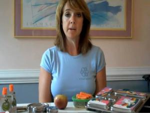 How to Pack a Healthy Lunch: Fruits and Lunch Box Sides