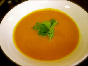Roasted Carrot Soup