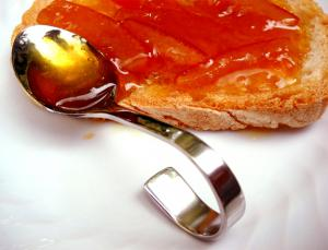 Peach Orange Marmalade