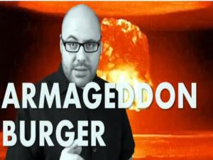 Slater's Armageddon Burger Review