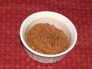 Onion Chutney - Side Dish for Dosa