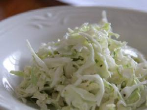Best Cole Slaw for BBQ Pulled Pork