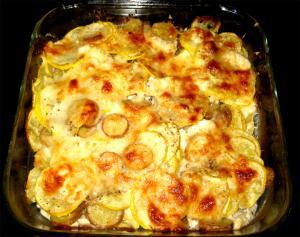 Neapolitan Potatoes