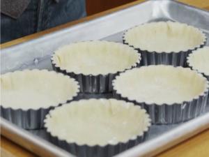 Vanilla Bean Sweet Tart Pastry