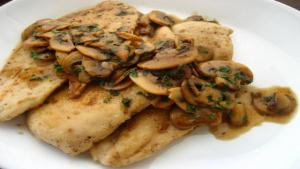 Chicken Marsala Makeover