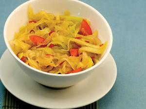 Raw Mango Salad by Tarla Dalal