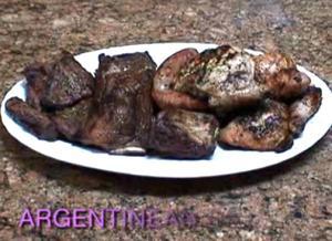 Argentinean Barbeque Asado