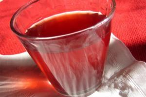 Hot Spiced Wine Punch