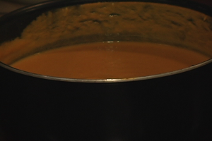 About Butternut Squash Soup