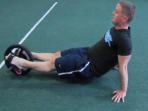10 Core Exercises Using a Power Wheel