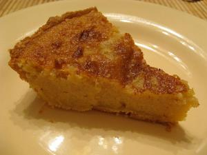 Mock Buttermilk Pie