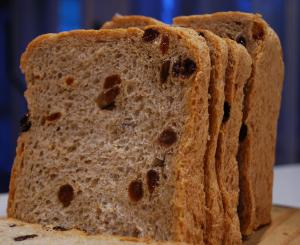 Whole Wheat Cardamom Bread