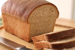 Oat Flour Whole Wheat Bread