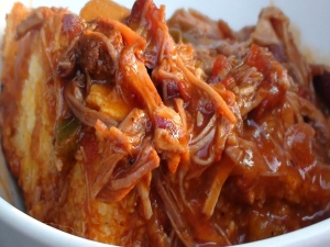 Mr. Kitchen Witch Cooks: Slowcooker Roast Beef Chili