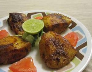 Kerala-Style Pan-fried Tilapia